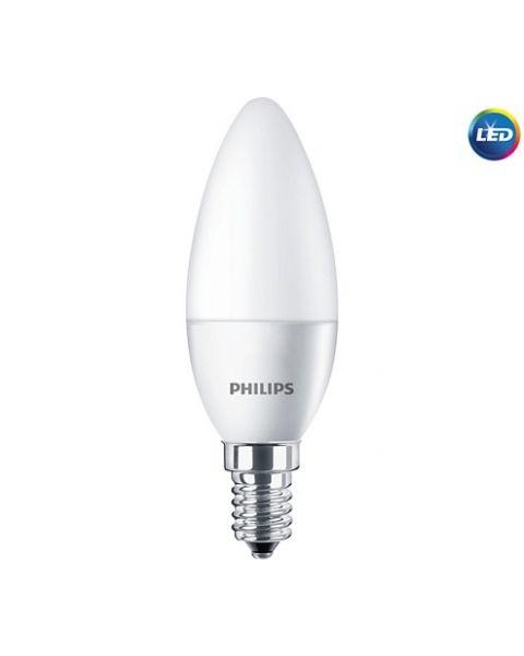 مصباح (ليد) شمعه ثلجي اصفر3.6 واط بديل35 واط (PHI-929001886168)