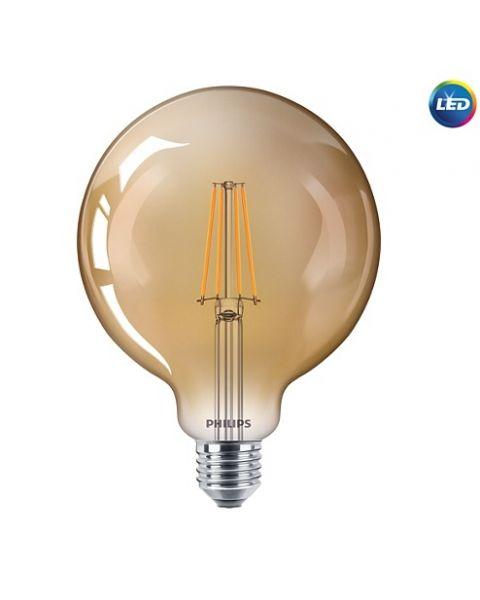 Philips LED classic 50W G120 E27 2200K GOLD 1PF (PHI-929001896118)