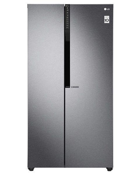 ثلاجة بابين 21.6 قدمًا من إل جي (LS24GBBDLN)
