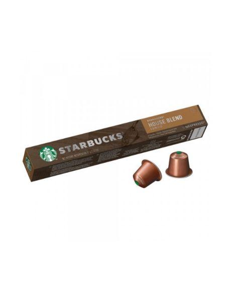 Starbucks House Blend Capsules (SBUX HSBLD NES)