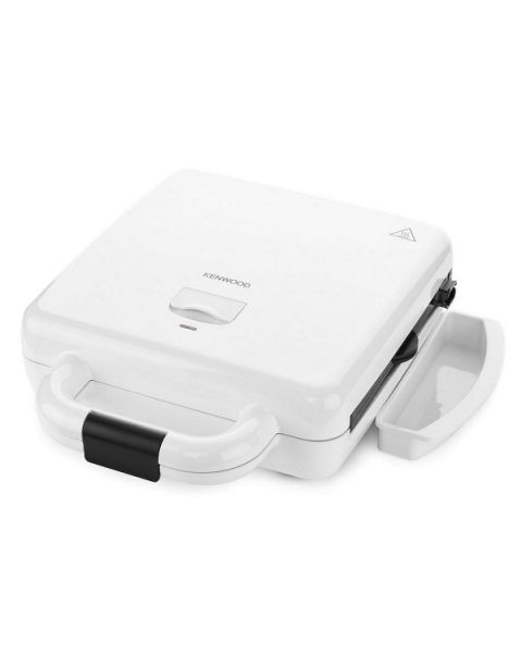 Kenwood Sandwich Maker with Grill SMP94.C0WH,1300W (OWSMP94.C0WH)