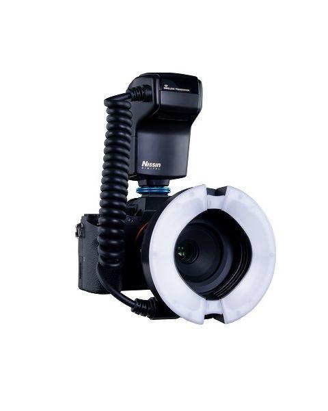 Nissin Digital Ring Flash for Nikon (MF18-N)
