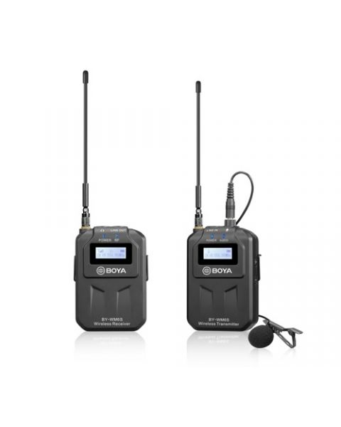 BOYA BY-WM6S UHF Wireless Microphone System (BY-WM6S)
