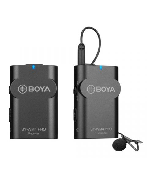 Boya Digital Wireless Microphone Kit (BY-WM4-PRO-KIT1)