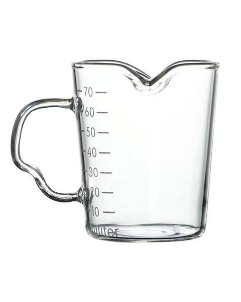 لا باريستا معيار زجاجي مزدوج 70 مل (LB-699)