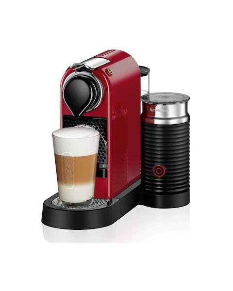 نسبريسو ماكينة صنع القهوة سيتز آند ميلك طراز C123 (C123CR)