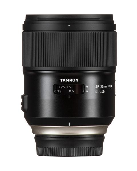 عدسة SP 35mm f/1.4 Di USD من تامرون لكاميرات نيكون (F045N)