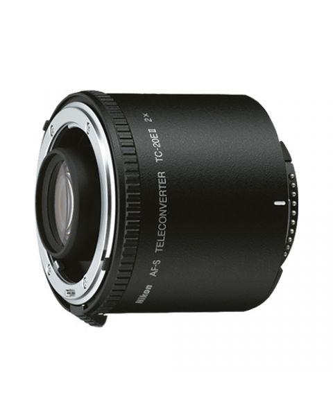 Nikon TC-20E III 2x Teleconverter for AF-S & AF-I Lenses (JAA913DA)