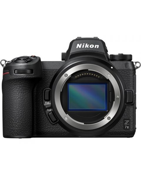 Nikon Z7ii Camera Only Body (VOA070AM)