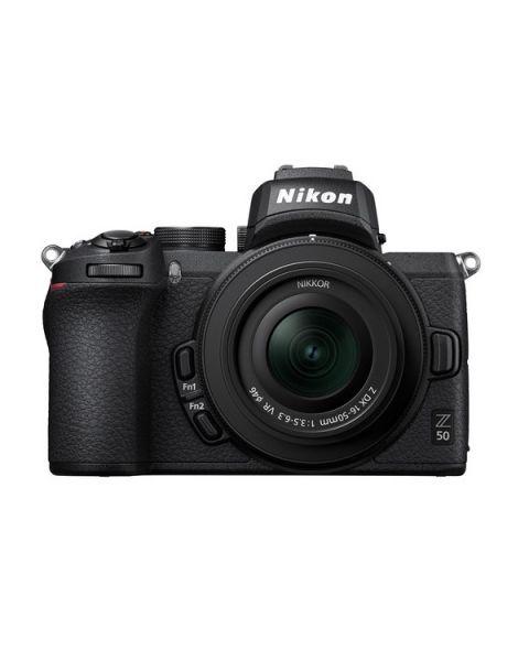 Nikon Z50 Kit with 16-50mm VR (VOK050NM)