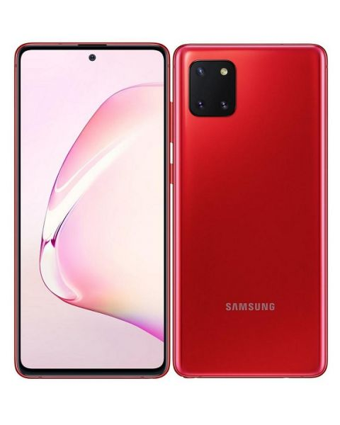 Samsung Galaxy Note10 Lite, 128GB, Red (SGH-N770FZRG)
