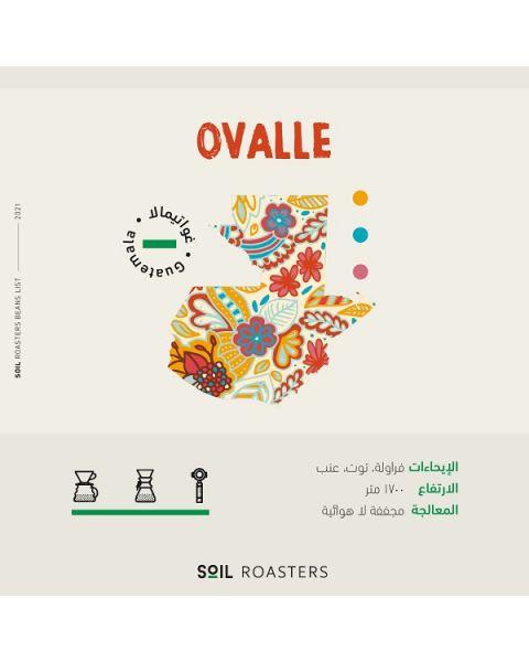 Soil Ovalle 250g (SOIL-OVALLE)