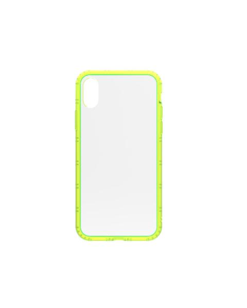 غطاء الحماية الصلب فيلو  لآيفون إكس - اصفر  (PH024YE)