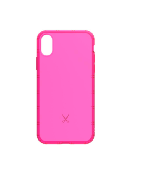 Philo Air Shock Hard Case For iPhone X - Pink (PH025PK)