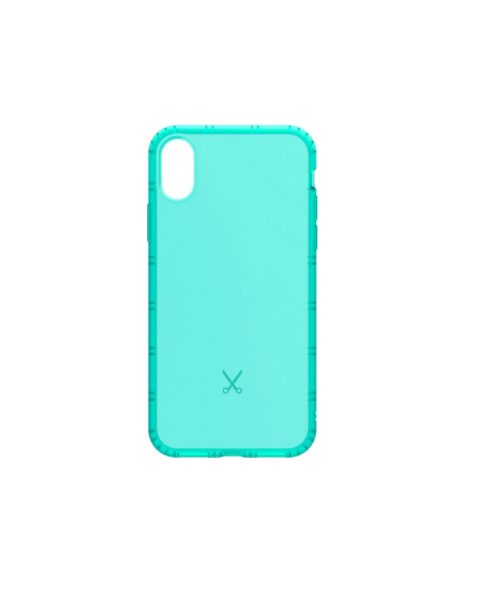 Philo Air Shock Hard Case For iPhone X - Blue (PH025LB)