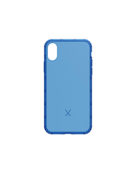 Philo Air Shock Hard Case For iPhone X - Blue (PH025BL)