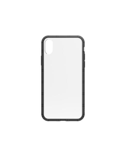 Philo Hard Case Soft Bumper Iphone x - Black (PH024BK)