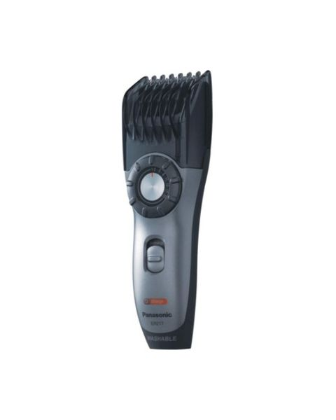 Panasonic Beard Trimmer, Silver (ER-217-SH)