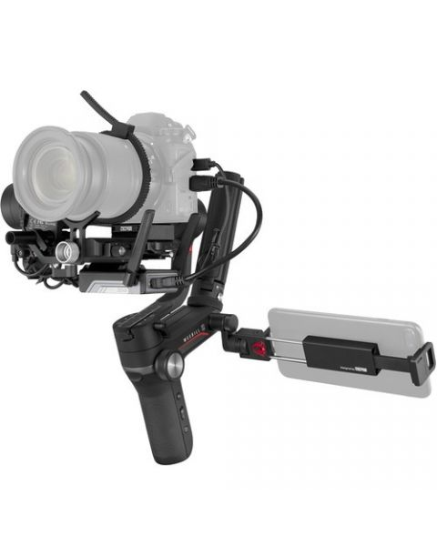 Zhiyun WEEBILL-S Pro 3-AXIS Handheld Gimbal Stabilizer for Cameras and Phone (WEEBILL-S-PRO)