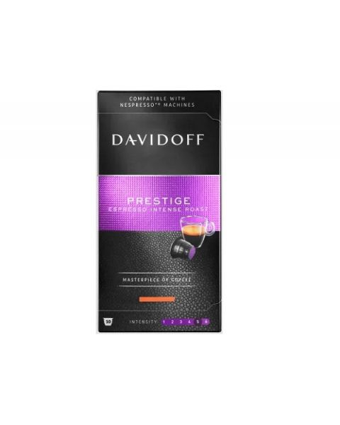Davidoff Cafe Prestige Nespresso Capsules (COFFEE-DAVIDOFF PRESTIG)