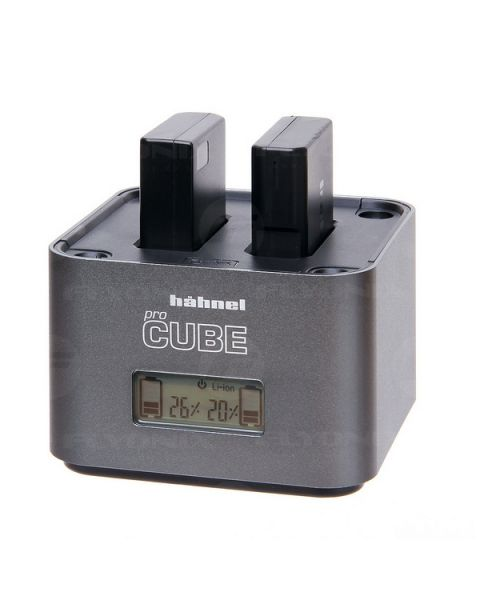 Hähnel Pro Cube charger for Canon (PRO-CUBE-CANON)