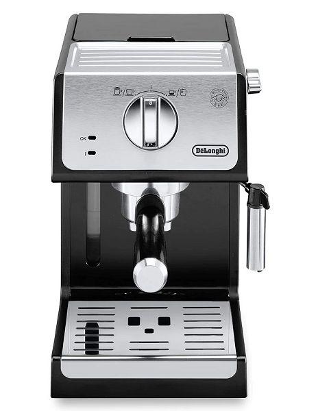 Delonghi ECP33.21.BK Pump Espresso Coffee Machine (DLECP33.21.BK)
