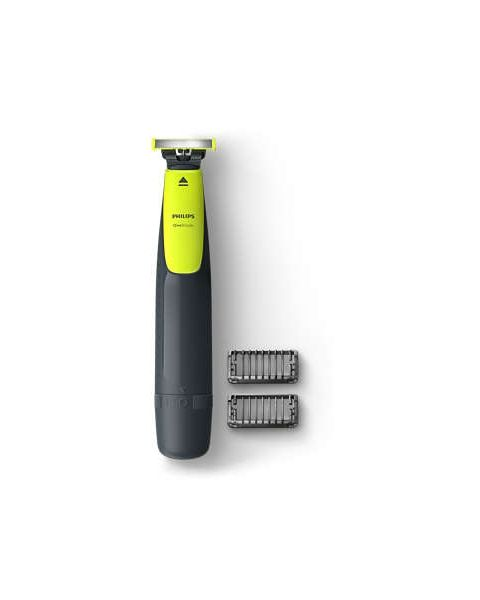 Philips OneBlade Trimmer 2 x click-on stubble combs (QP2510/13)