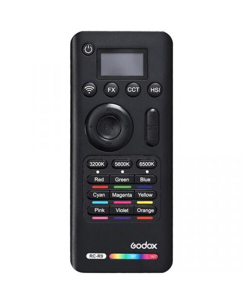جودوكس جهاز تحكم عن بعد 2.4 جيجا هرتز لعصا الإضاءة LC500R LED (RC-R9)