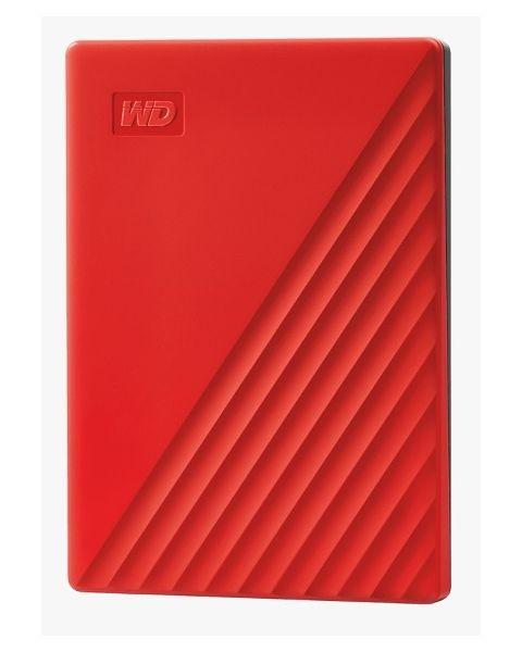 ويسترن ديجيتال 4 تيرابايت ماي باسبورت هارديسك محمول (WDBPKJ0040BRD-WESN)