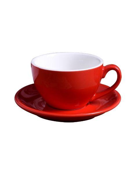 لا باريستا كوب قهوة أحمر 220 مل (LB-646)