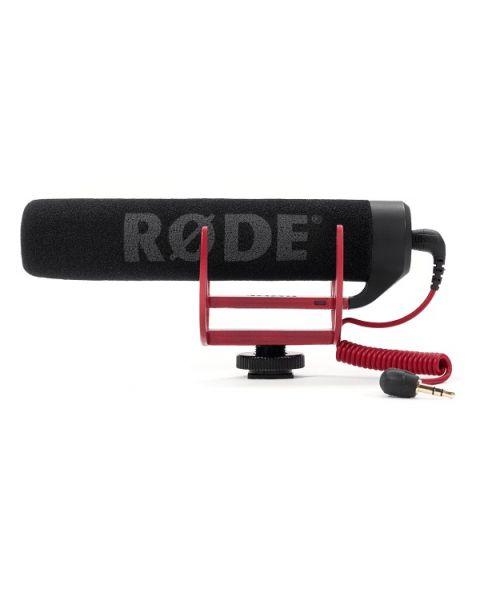 ميكرفون RODE Lightweight On-Camera Microphone-left side
