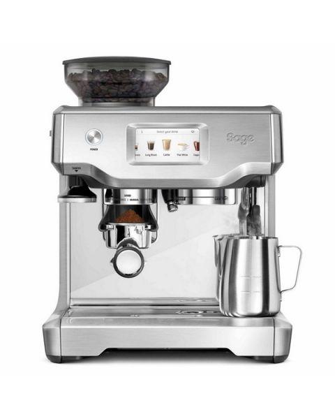 ماكينة صنع قهوة الإسبريسو أوتوماتيكية تعمل باللمس (SES880)