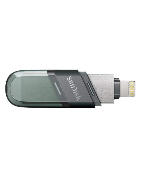 SanDisk 032GB IXPAND FLASH DRIVE FLIP (SDIX90N-032G-GN6NN )