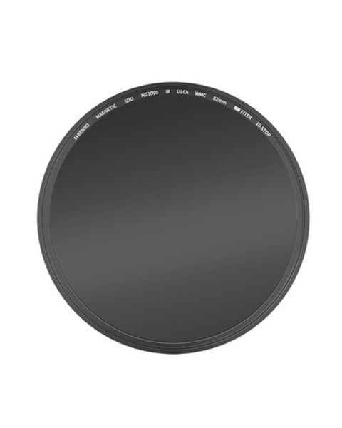 Benro SHDMND1K82 82MM ND1000 (3.0) 10-Stop SHD Magnetic Filter (SHDMND1K82)
