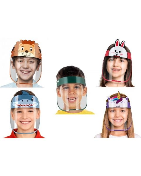 Face Shield protective Mask for kids (FPS1K)