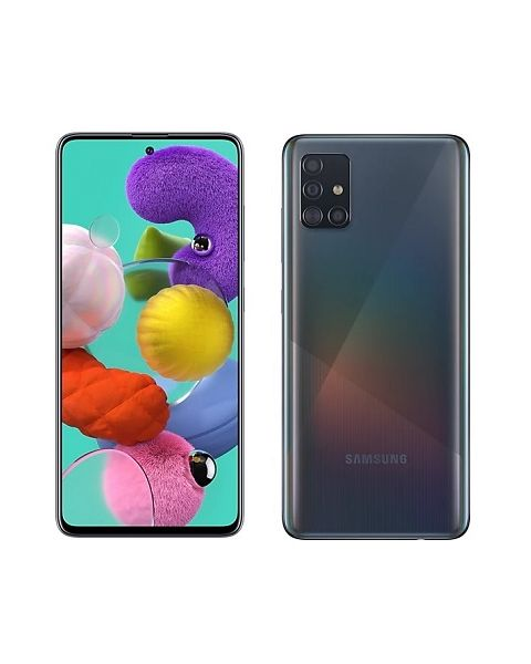 Samsung Galaxy A51 256GB Black (SM-A515FZKPKSA)