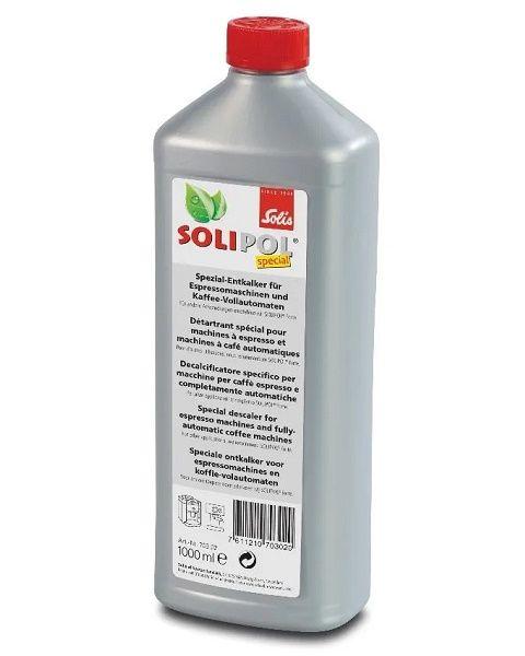 مزيل الترسبات لمكائن الإسبرسو من سوليس (1 liter)