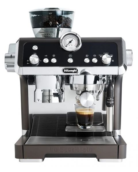 ديلونجي La Specialista EC9335.BK بـمضخة إسبرسو لتحضير القهوة الطازجة (DLEC9335.BK)