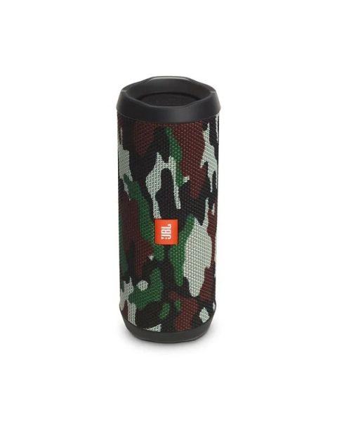 JBL Flip 4, Portable Speaker, Bluetooth (FLIP4SQUAD)
