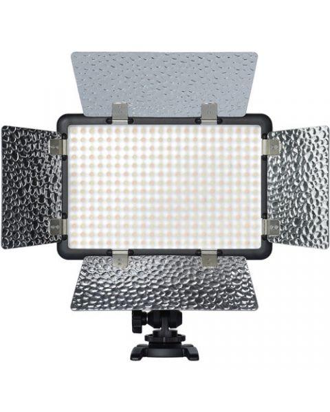 LF308BI متغير اللون LED الفيديو الضوئي مع فلاش مزامنة 308 المصابيح (LF308BI)