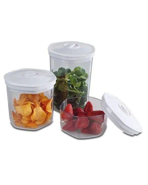 علب تخزين الأكل من سوليس 3 قطع