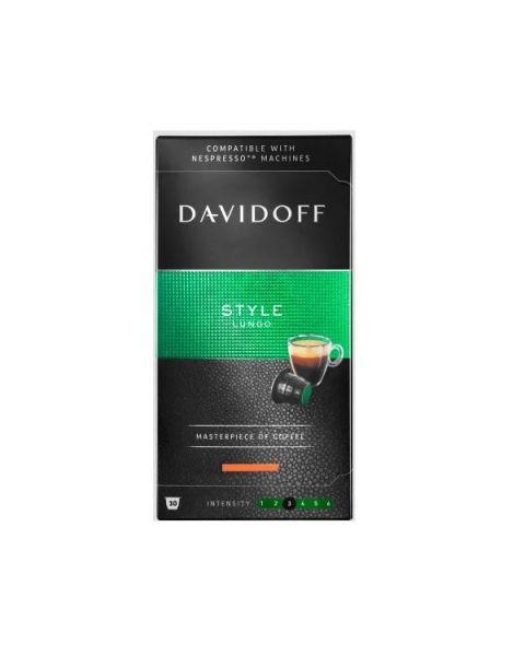 Davidoff Cafe Style Nespresso Capsules (COFFEE-DAVIDOFF STYLE)
