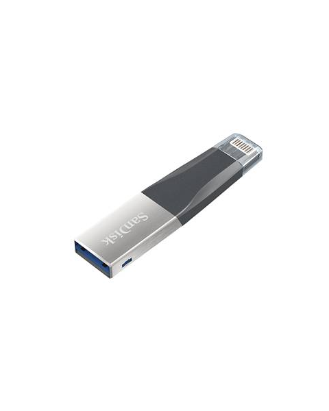 Sandisk iXpand Mini Flash Drive For iPhone & iPad, 32GB (SDIX40N-032G)