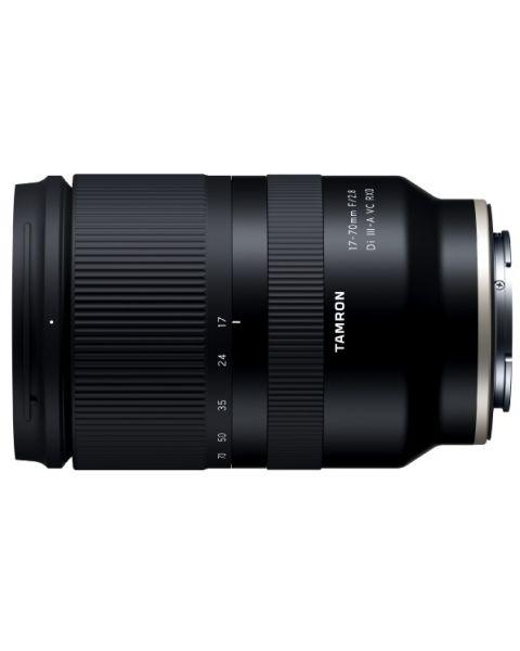 عدسة تامرون AF 17-70 F/2.8 RXD VC   لكاميرات سوني (B070S)
