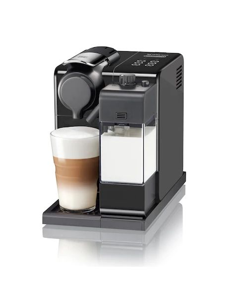 Nespresso Lattissima Touch Coffee Machine Black (F521BK)