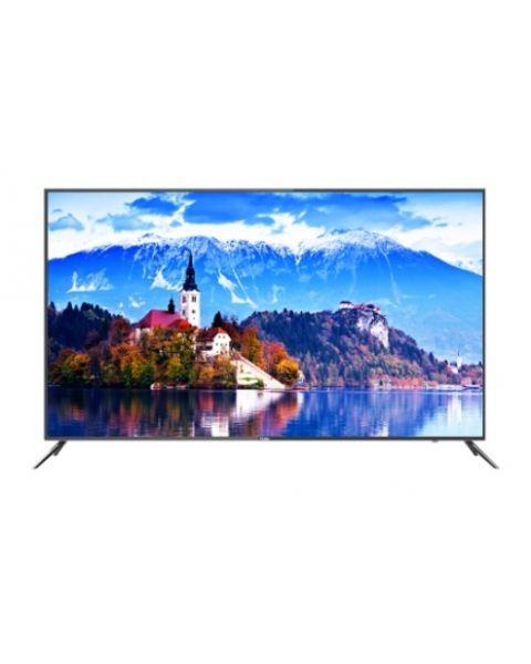 """تلفزيون هاير65""""  4K HQLED UHD HDR بنظام اندرويد 9 مع خاصية الذكاء الصناعي (LE65U6900UGA)"""
