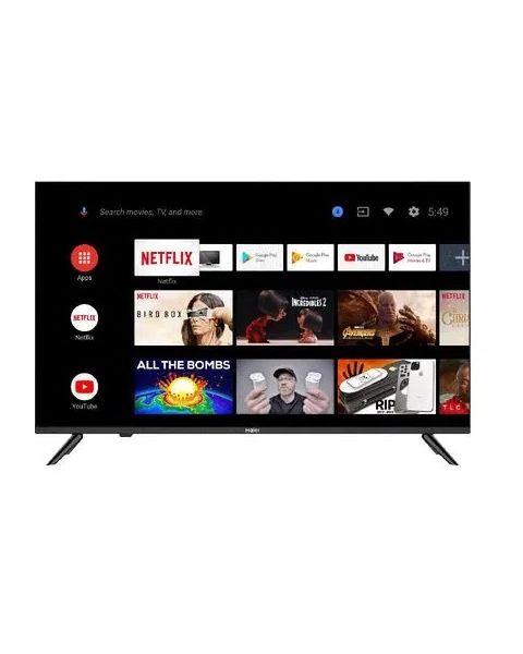 "Haier 49"" FHD LED TV - Smart AI Android 9.0 Slim (LE49K6500G)"