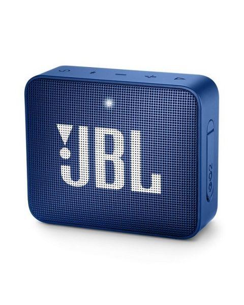 JBL GO 2 Portable Bluetooth Speaker-Blue (GO2BLU)