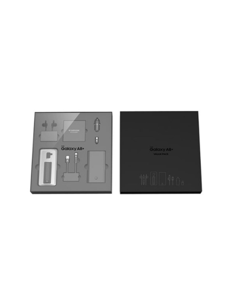 Samsung A8+ Value Pack Accessories (FC00009KA0)