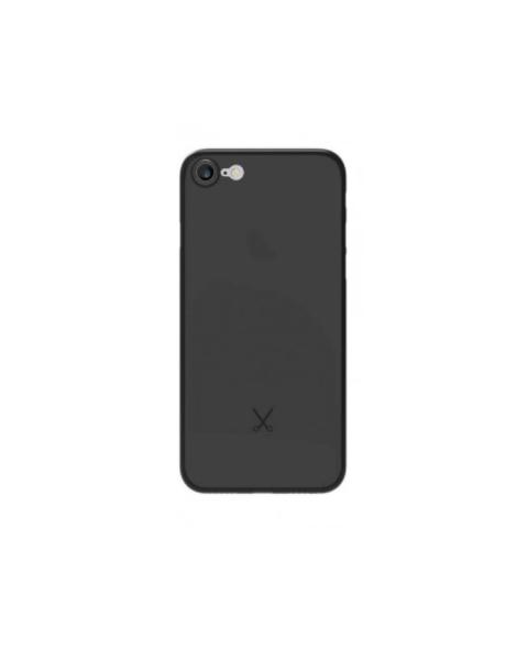 غطاء الحماية فيلو فائق النحافة لهاتف أيفون ٧/٨ – أسود (PH016BK)